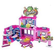 Shopkins Kinstructions Shopville Mall Town Center [New] Building Set - $49.99