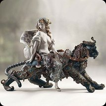 Lladro - BACCHANTE ON A PANTHER - $21,462.00