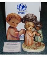 Friends Together Goebel Hummel Figurine #662/0 **UNICEF COMMEMORATIVE ED... - $121.24