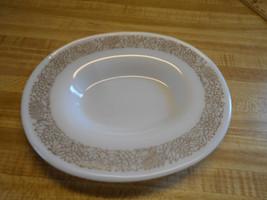 pyrex woodland brown gravy underplate - $12.30