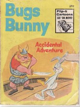 BUGS BUNNY ACCIDENTAL ADVENTURE-BIG LITTLE BOOK-5758 G/VG - $27.74