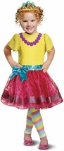 Disguise Disney Junior Fancy Nancy Deluxe Toddlers Costume NEW