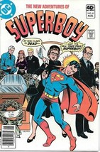 The New Adventures of Superboy Comic Book #8 DC Comics 1980 FINE+ - $2.50