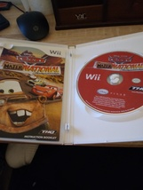 Nintendo Wii Cars Mater-national Championship image 2