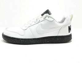 Nike Court Borough Low SE Men Shoes 916760-100 Black/White Sneakers Sz 9... - $59.99
