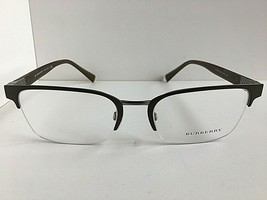 New BURBERRY B1381222 54mm Gray Rx Men's Eyeglasses Frame #4 - $149.99