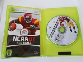 NCAA Football 07 Microsoft Xbox 360 2006 image 2
