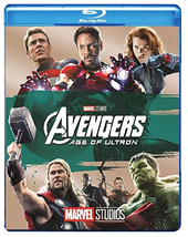 Avengers - Age of Ultron [Blu-ray+Digital]