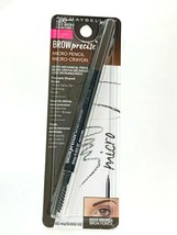 2 packs-Maybelline Brow Precise Micro Eyebrow Pencil Makeup, 260 Deep Brown - $9.99