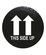 This Side Up Vinyl Spare Tire Cover - $69.95