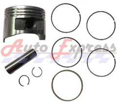 NEW Honda GX200 .75 mm Over Standard Sized Bore Piston FITS 6.5 HP Gas E... - $38.00