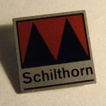 Schilthorn Switzerland Lapel Pin - Bernese Swiss Alps Mountain Snow Ski ... - $19.80