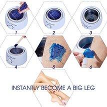 Yovanpur Wax Beans Hair Removal Hard Wax Beans for Bikini Facial Arm Legs 300g/1 image 4
