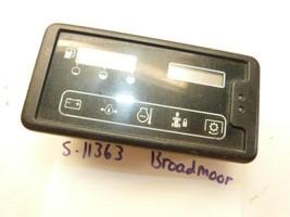 """Simplicity 16hp Broadmoor 44"""" Lawn Tractor Instrument Panel w/Fuel & Hour Meter  - $113.84"""