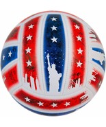 Millenti USA Volleyball Soft Touch - Outdoor/Indoor Games Official Size 5 - $16.96