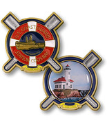 United States USCG Station Coos Bay Challenge Coin    - $9.89