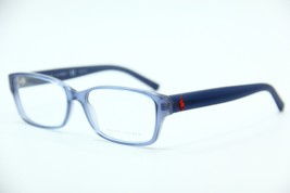 New Ralph Lauren Rl 6117 5479 Blue Eyeglasses Authentic Rx RL6117 53-16 - $50.49