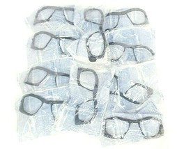 LOT OF 10 NEW UVEX SPERIAN S6250 SEISMIC REPLACEMENT FOAM GLASSES/GOGGLES FRAMES image 1