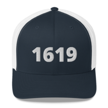 1619 Hat / Spike Lee Hat // 1619 Baseball Cap / 1619 Trucker Cap image 7