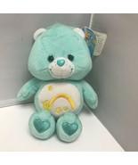 2002 Care Bears Wish Bear Shooting Starts Soft Blue Plush Stuffed Animal 7″ - $24.99