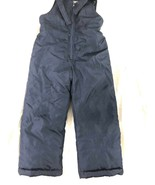 Osh Kosh Snow Pants Boys Size 4 Months Navy Winter Overalls - $17.70