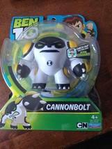 BEN 10 CANNONBALL Playmates Toys Action Figure Alien Toy Kids Cartoon Ne... - $22.95