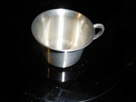 Danforth Pewter Middlebury Vermont Pewter Cup - $9.99