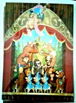 Disney Wonderground Gallery Country Bear Jamboree Art Card, NEW - $13.95
