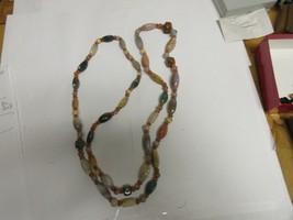 "Costume Jewelry , Vintage , Necklace , Multicolor , 48"" - $24.75"