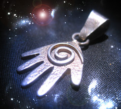 HAUNTED NECKLACE HALLOWEEN  EXTREME MAGICK  - $199.77