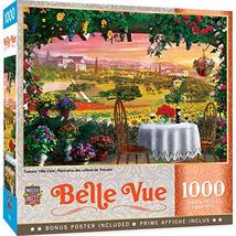 1000 Piece Jigsaw Puzzle for Adult, Family, Or Kids - Tuscany Hills Views by Mas - $21.17