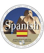 Spanish Language Lab [With Spanish Language Lab Book] Language CDs - $4.90