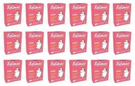 Fazer Xylimax Moomin strawberry-peach xylitol Candy 55g x 18 packs 990 g 34.9oz - $69.30