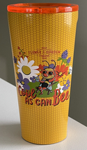 Disney Parks Epcot Flower and Garden 2021 Corksicle Spike Bee Tumbler Canteen  - $34.90