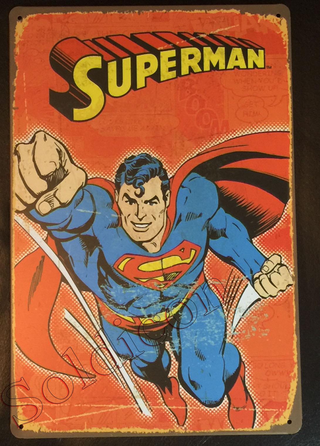 Superman boom
