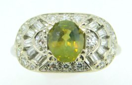 14k Gold 1.26ct Genuine Natural Alexandrite Ring with GIA Report (#J4227) - $2,668.05