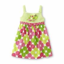 Size 3T Dress Ashley Ann Toddler Girl's Sundress - Turtle - $10.00
