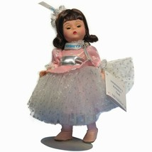 """MADAME ALEXANDER HERSHEY's KISS 8"""" Doll w/Tag; MINT with stand (no box) - $39.95"""
