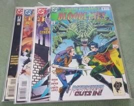 Robin Annual #2, & Argent Double-Shot #1, Plus #1 (impulse) & 2 (fang) - $10.50