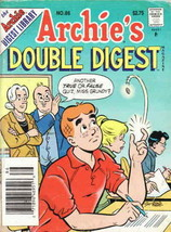 Archie's Double Digest Magazine #86 VF; Archie | save on shipping - details insi - $4.50