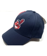 Cleveland Indians Vintage MLB Two-Tone 15% Wool Wahoo Cap (New) by Twins... - $27.99