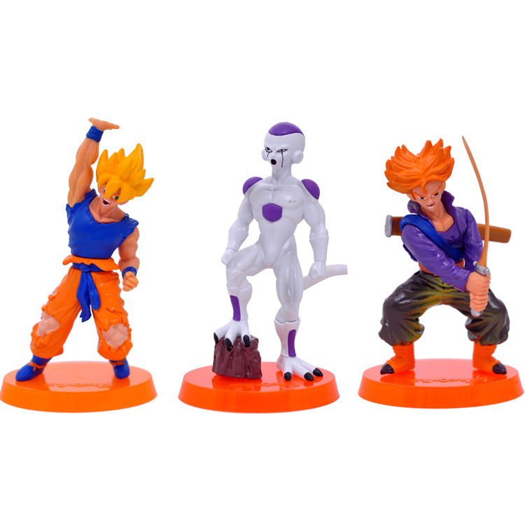 BOHS Animation Model Seven Dragon Ball H 55 Generation 6Doll/Set Decoration Doll