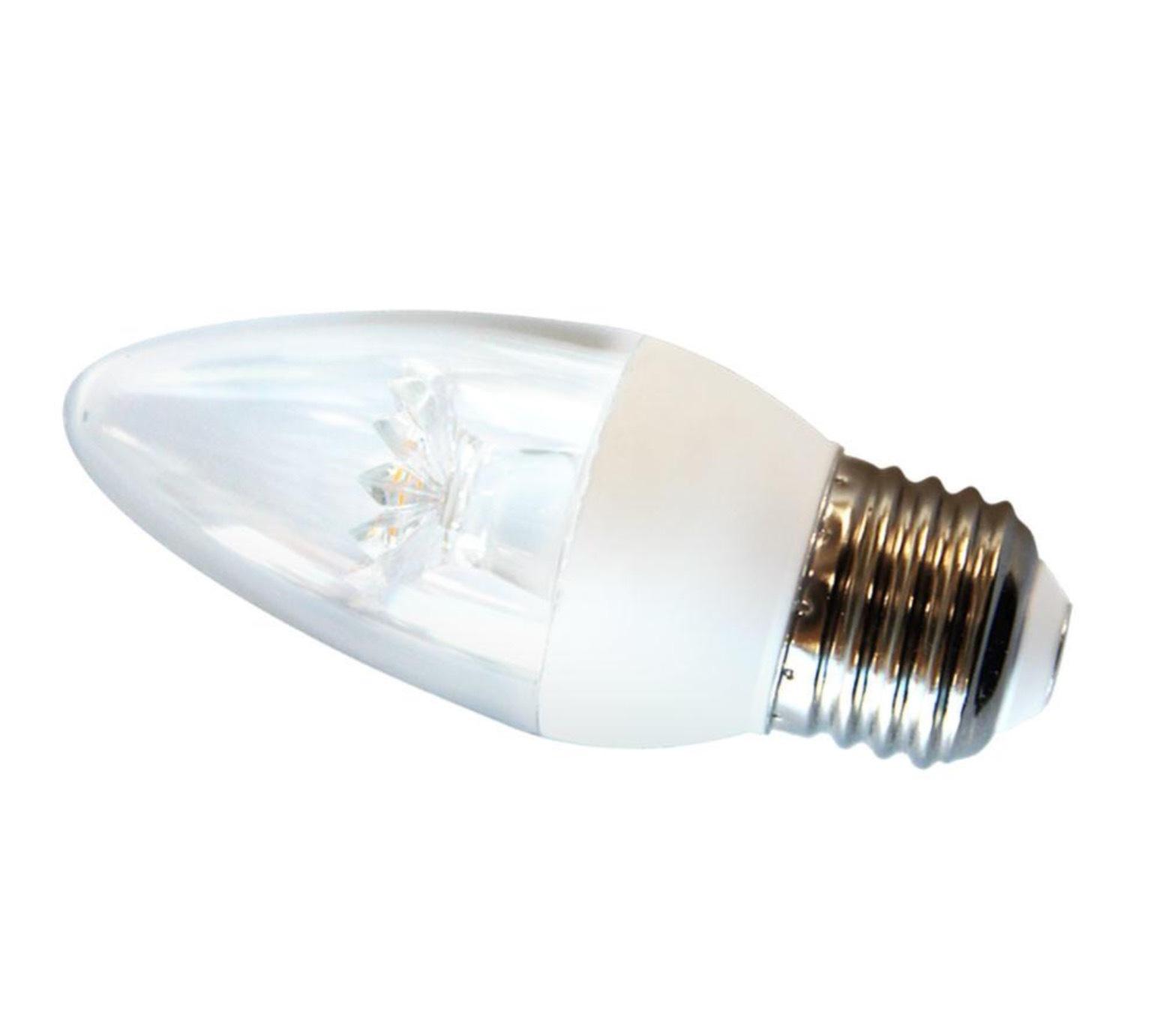 6 bulbs ecosmart 40w equivalent soft white b11 candelabra led light bulb light bulbs. Black Bedroom Furniture Sets. Home Design Ideas