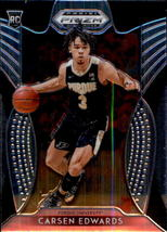 Karsen Edwards 2019-20 Panini Prizm Draft Picks Rookie Card #98 - $0.99