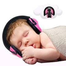 Noise Reduction Safety Ear Muffs, Ear Protectors, Hearing Protection for Babies