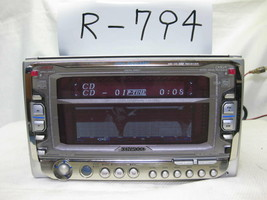 KENWOOD DPX-9021MPi MP3 MDLP 2DIN CD & MD deck #29 - $356.40