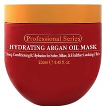 Arvazallia Hydrating Argan Oil Hair Mask Deep Conditioner Professional  ... - $15.88