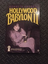 """Hollywood Babylon II"" by Kenneth Anger, Paperback - $5.69"