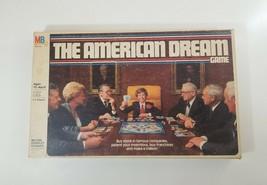 1979 The American Dream Board Game 4922 Milton Bradley - $56.10