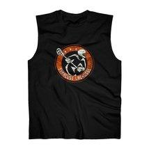 Syracuse Lacrosse Player Logo Sleeveless T-Shirt Tank Top - $21.95+